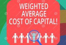 تصویر از تخمین هزینه سرمایه